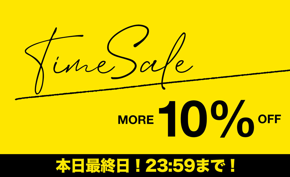TIME SALE メンズ