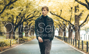 Outer Selection -from the past to the present Vol.02