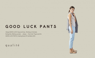 qualite GOOD LUCK PANTS