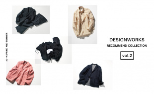 DESIGNWORKS RECOMMEND COLLECTION VOL.2