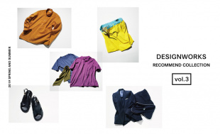 DESIGNWORKS RECOMMEND COLLECTION VOL.3