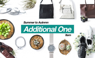 Summer to Autumn -Additional one item-