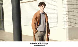 ABAHOUSE『2020 Considered Comfort』