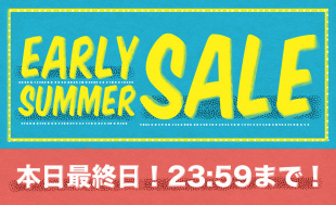 EARLY SUMMER   TIME SALE メンズ