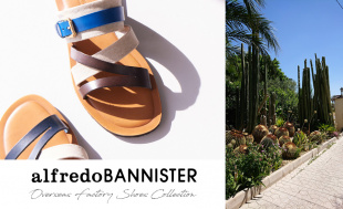 alfredoBANNISTER Overseas Factory Shoes Collection