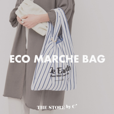 【NEW】ECO MARCHE BAG 入荷