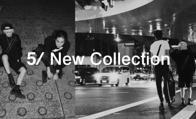 5/ New Collection