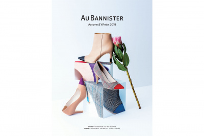 Au BANNISTER Autumn & Winter 2018