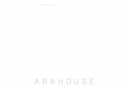 "ABAHOUSE ""CLASSIC MIX STYLE"""