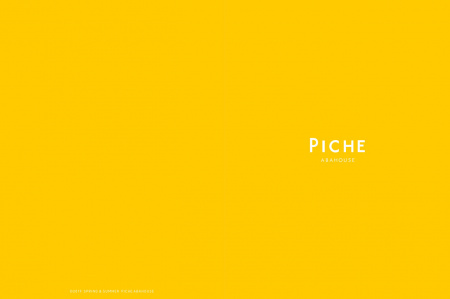 "PICHE ABAHOUSE 2019 SPRING&SUMMER""PHOTOGENIC"""