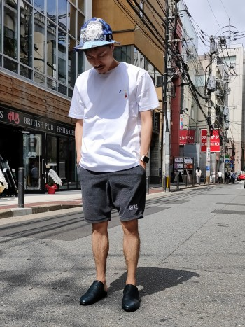 ★NEWARRIVAL★ 【Letroyes】 LTD027c 半袖Tシャツ